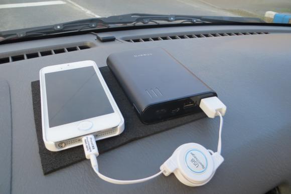 [Å] 旅行中にスマホの充電が激減!!実際大活躍したバッテリーをご紹介!