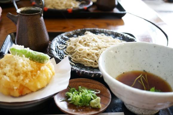 竹やぶ 箱根の天せいろ蕎麦