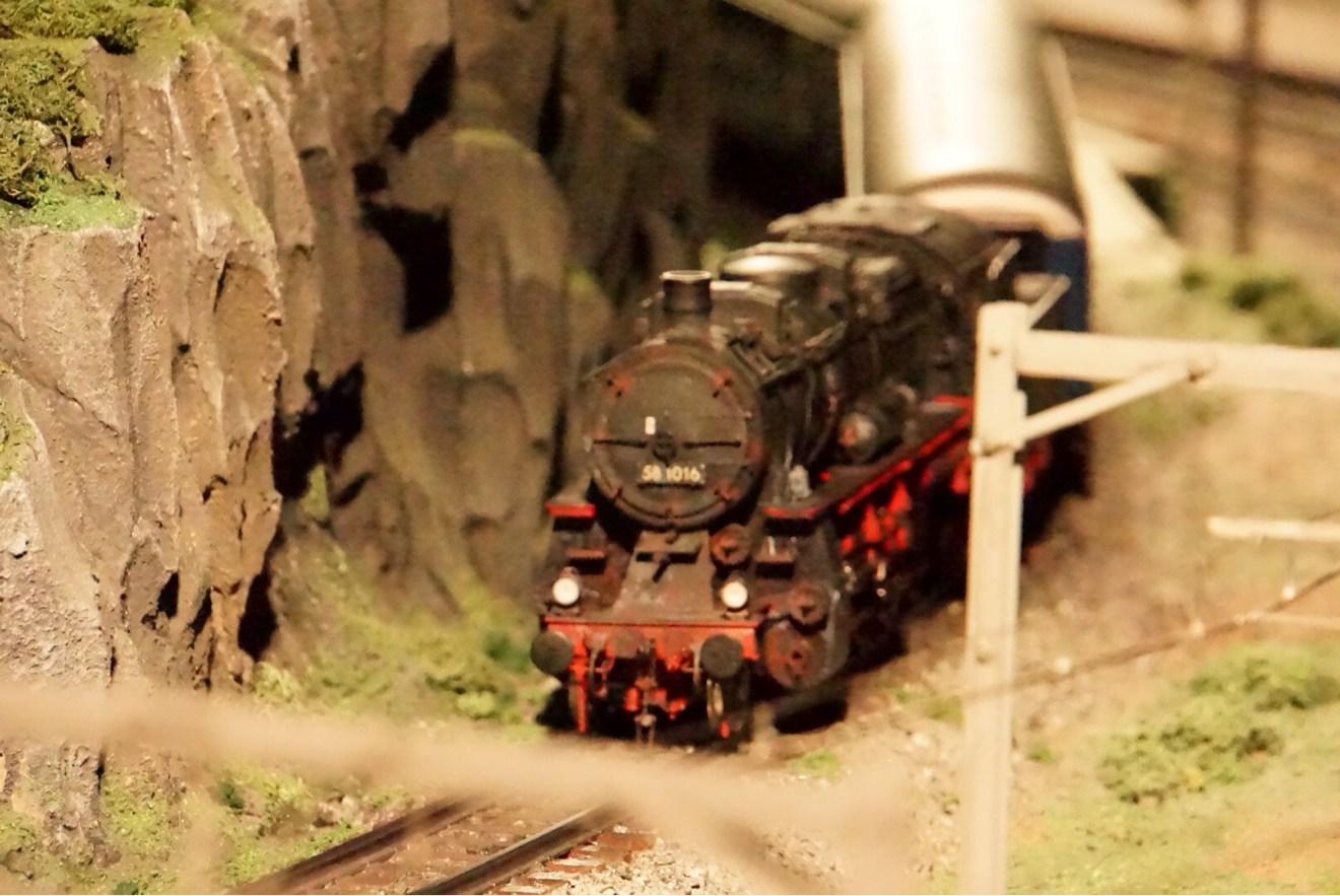原鉄道模型博物館 ジオラマ