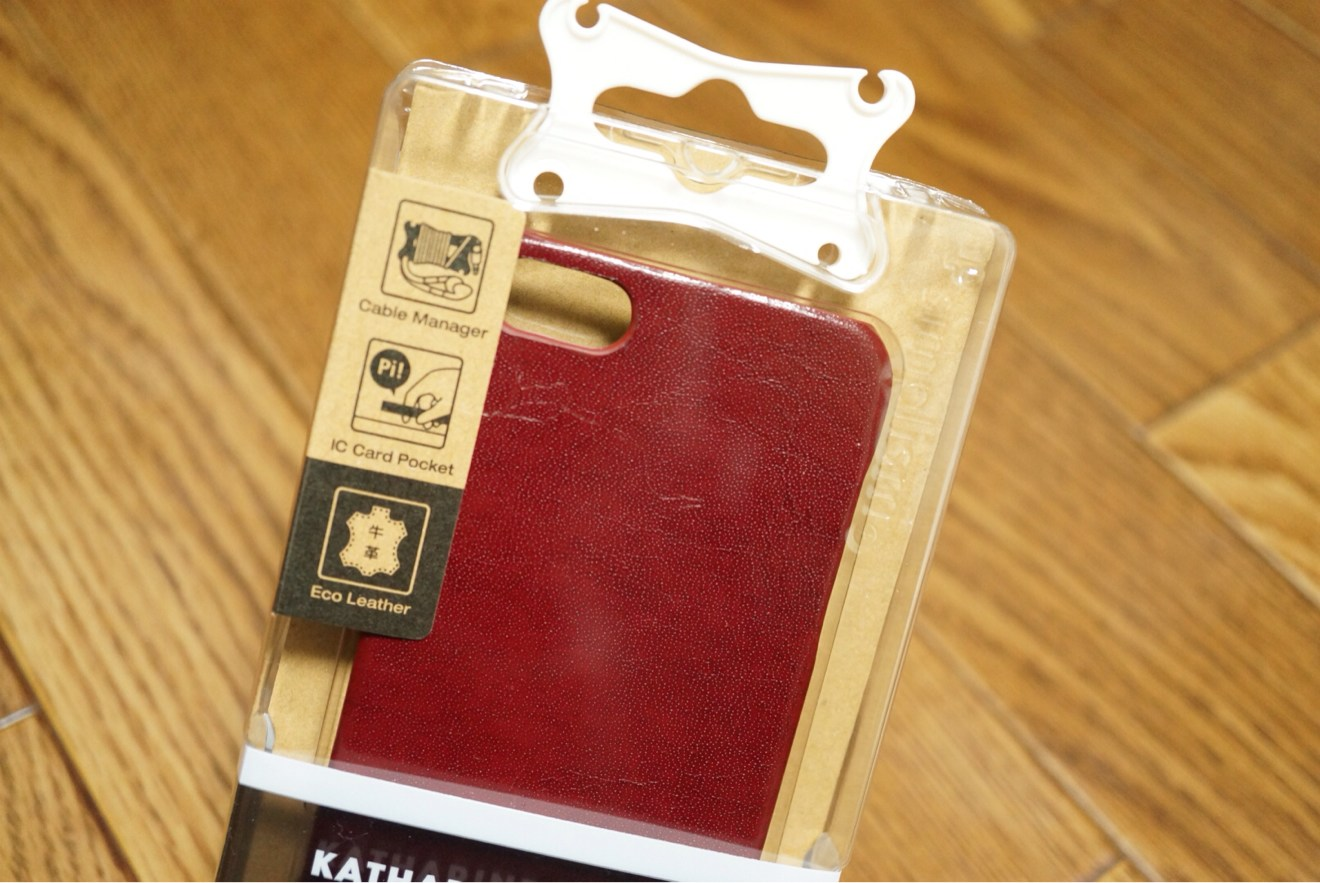 [Å] 要チェック!ICカード入れ付きお洒落iPhoneケース「KATHARINE HAMNETT LONDON×Simplism」が最高すぎ!!