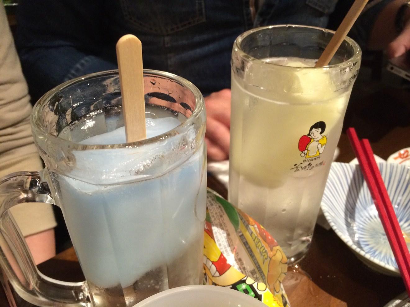 パインとソーダのガリガリ君チューハイ完成!