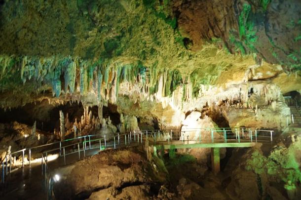 石垣島鍾乳洞