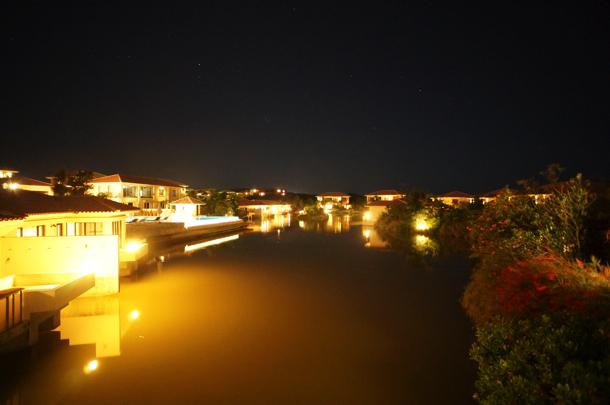 そして夜は夜で出歩くのが楽しくなる!