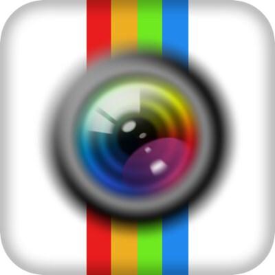 [Å] なぞるだけで超簡単! iPhoneアプリ「Insta Blur」であっという間にぼかしやモザイク!!
