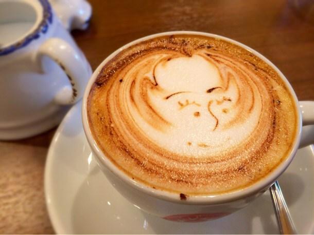 [Å] ららテラス カフェ「バール・デルソーレ」コーヒー苦手な私も惚れたカプチーノ!