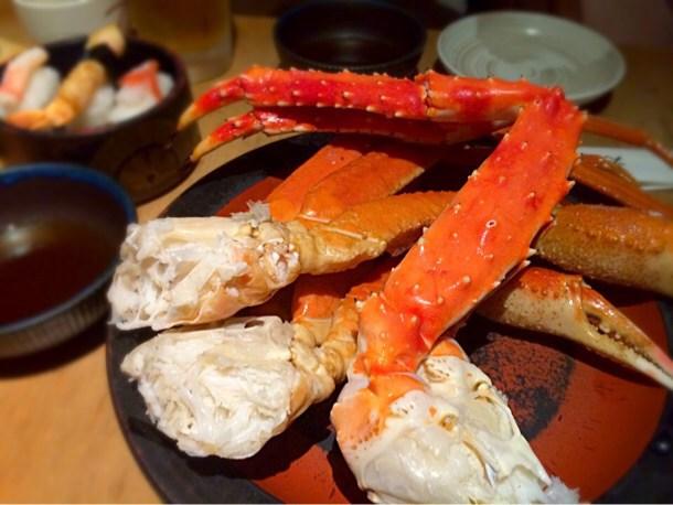 [Å] 札幌すすきので蟹食べ放題なら「えびかに合戦」!ズワイもタラバも食べ放題で大満足!