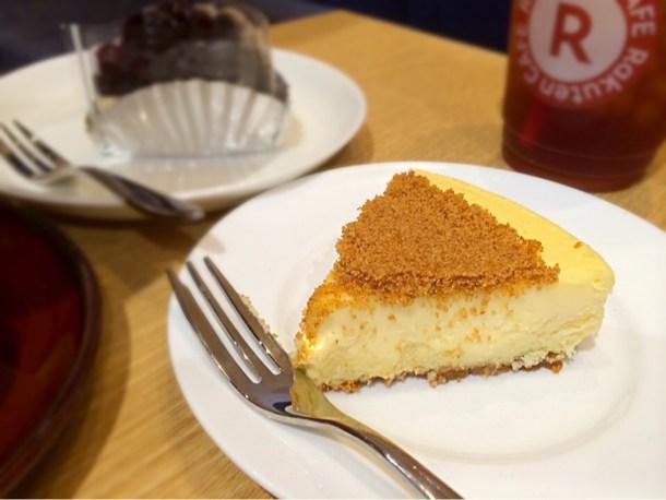Papa Jon'sのニューヨークチーズケーキ