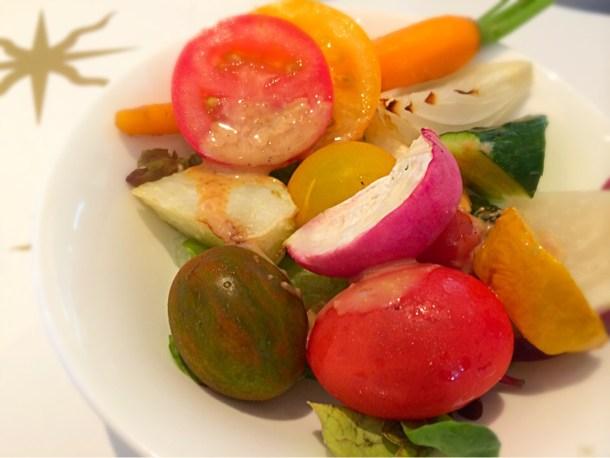 神奈川野菜の盛り合わせ