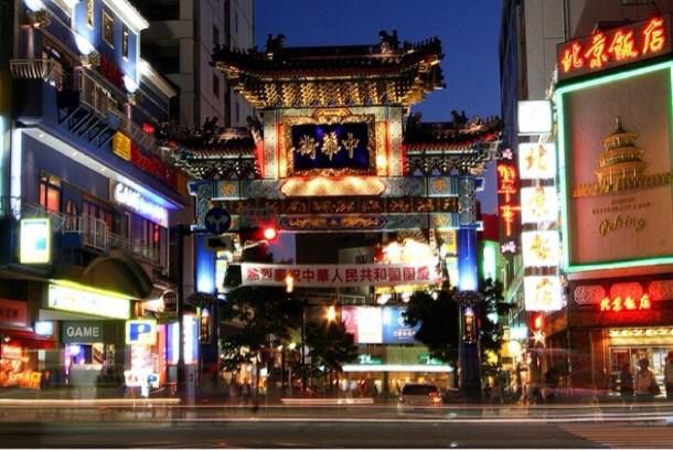 [Å] 横浜中華街注目スポット!目の前でベビースターラーメン製造!出来たてホヤホヤ食べれるよ!