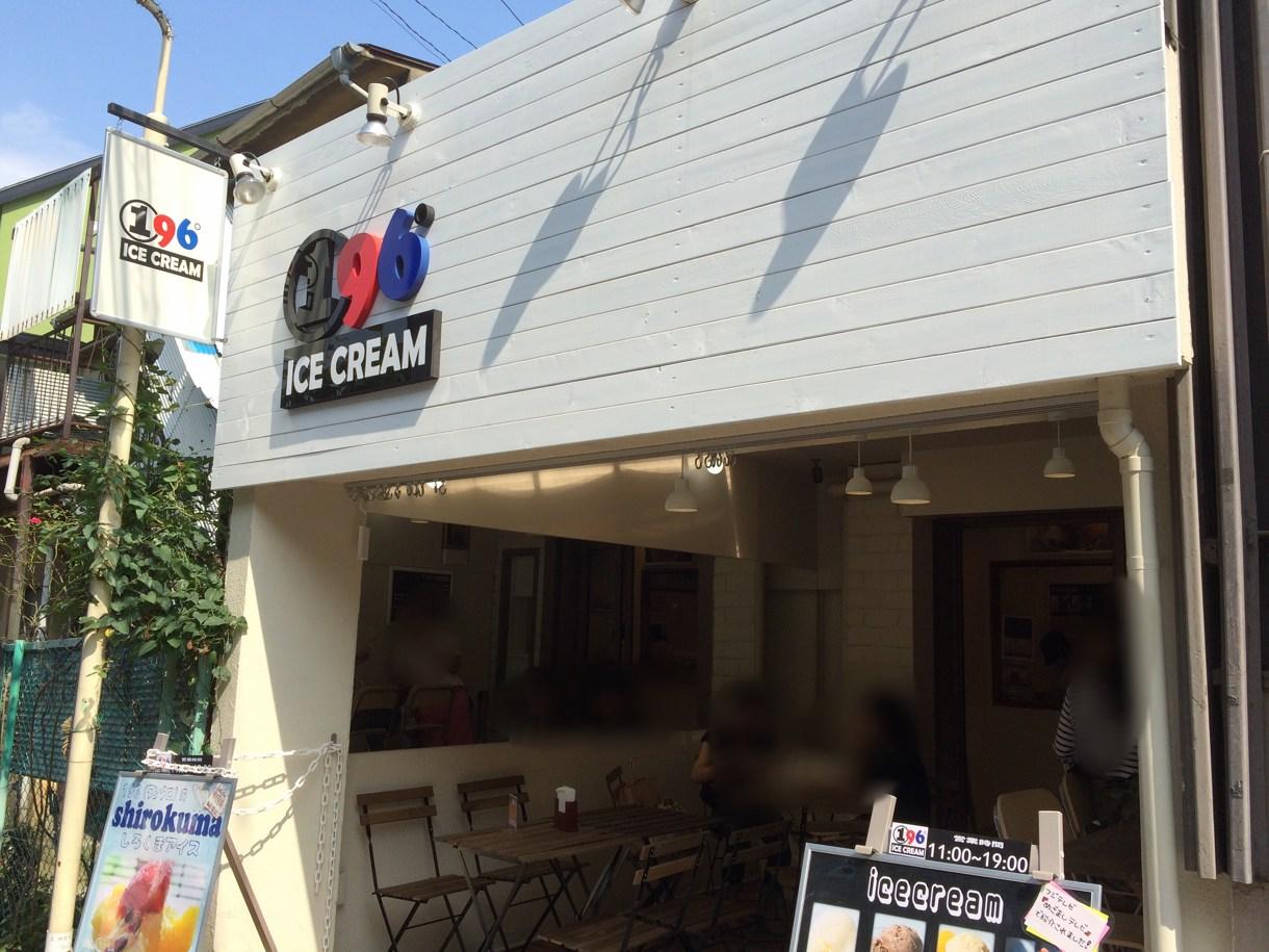 196アイスクリーム入り口