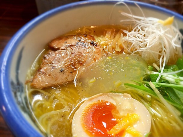 [Å] 恵比寿「AFURI」の期間限定「冷やしゆず塩麺」がサッパリあっさり女性におすすめ!