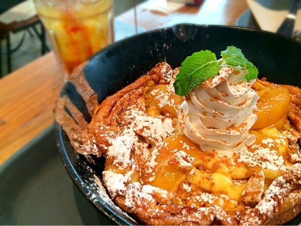 [Å] ラゾーナ川崎「ロージーズカフェ」ダッチベイビーのモッチモチ食感!パンケーキを超えた美味しさがココに!!