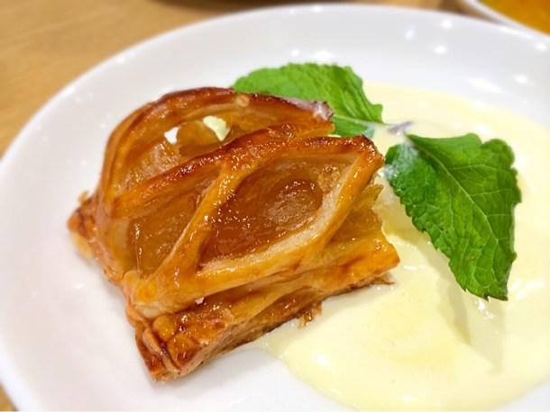 青山りんごのアップルパイ(フェト・デ・ポム〜りんごの宴〜)