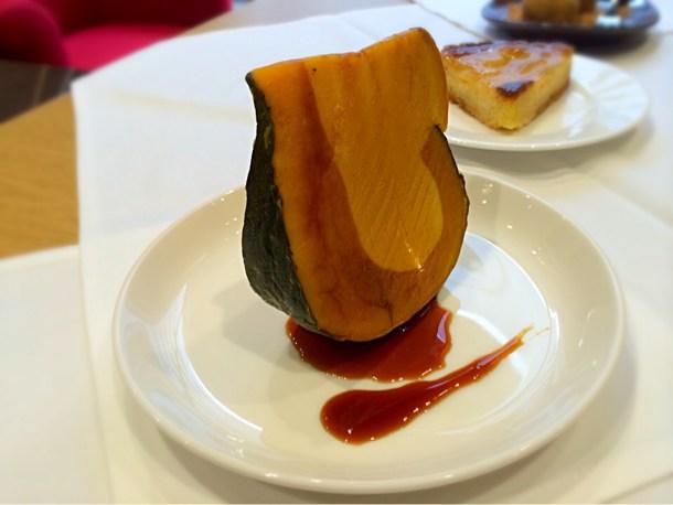 元祖かぼちゃの焼きプリン(イエローパンプキン)