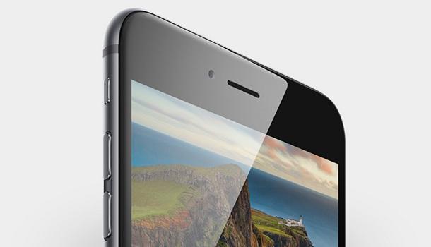 iPhone 6 強化ガラス