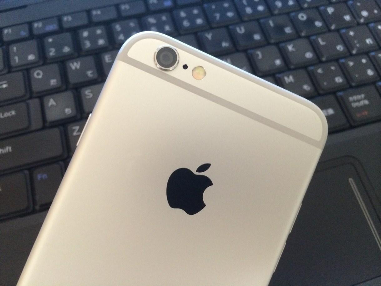 iPhone 復元