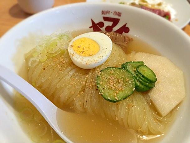 ヤマト 冷麺