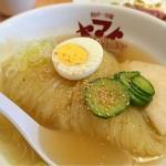 [Å] 岩手県「ヤマト」で初の冷麺!ランチ営業が嬉しいヤミツキの1杯に感動!!