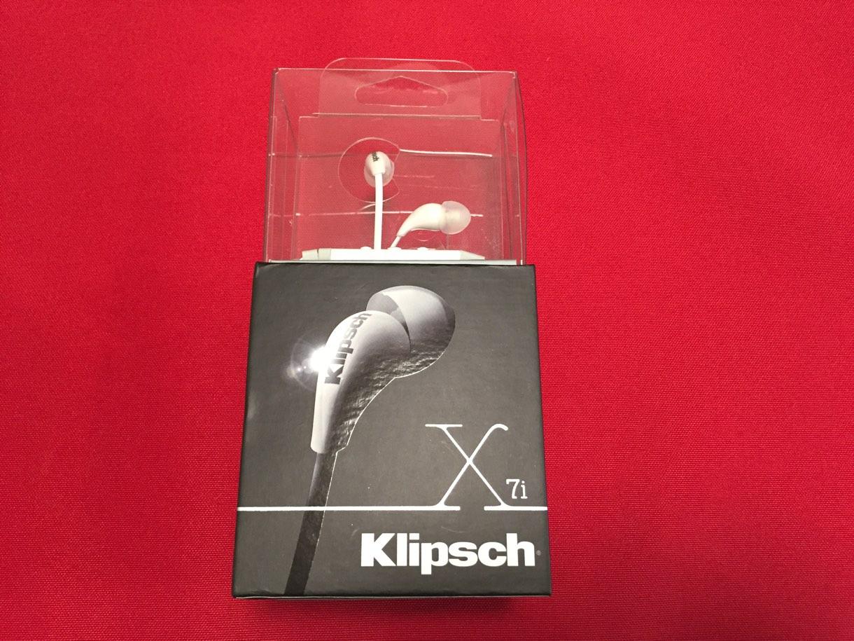 Klipsch X7i