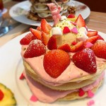 [Å] ハワイで口コミNo.1!原宿「モエナカフェ」でオリジナリティ満載のパンケーキ食べてきた!