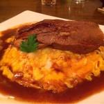 [Å] 恵比寿「チャモロ」で念願の牛タンオムライス食べてきた!行列必至のとろとろオムライスに大満足!