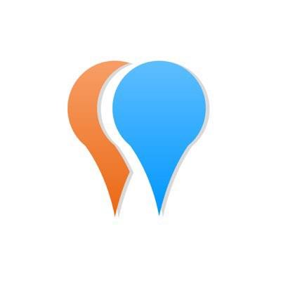 [Å] 旅行や出先で活躍!Googleの「マイマップ(マイプレイス)」をiPhoneから閲覧できるアプリMyMap+