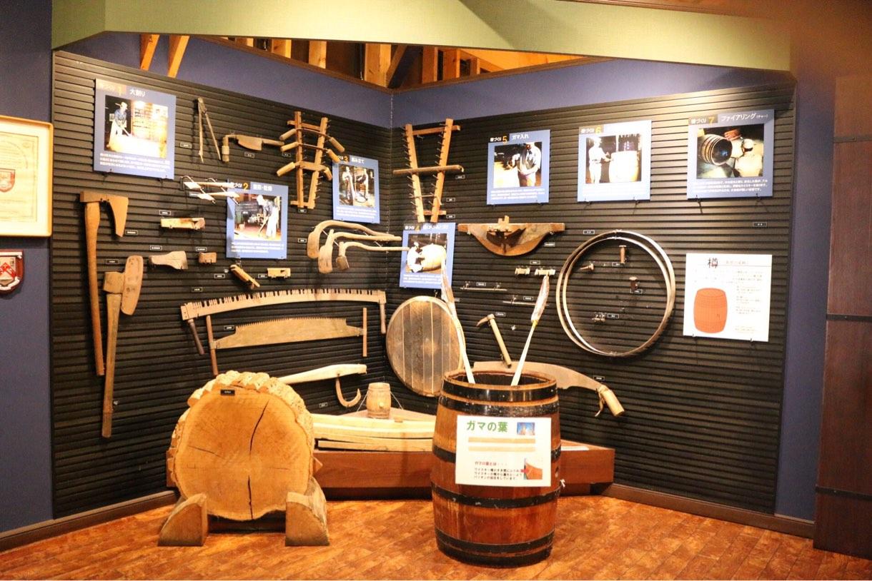 ウイスキー博物館