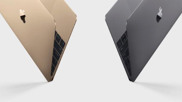 新型Macbook12インチ