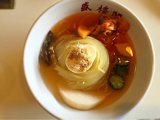 盛岡冷麺 1,000円