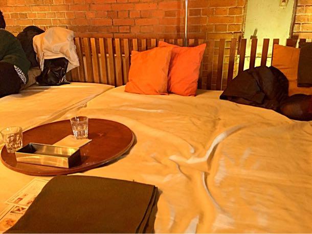 Chano-ma ベッド