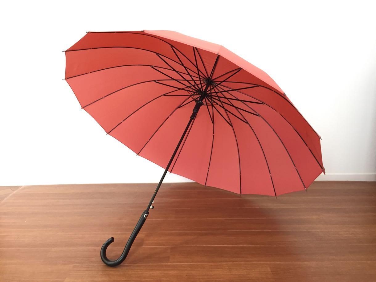 グラスファイバー傘