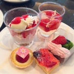 [Å] 苺好きにおすすめ!横浜ベイシェラトン「ストロベリーブッフェ」に行った感想