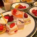 [Å] 苺好きなら行かなきゃ損!横浜ベイシェラトン「シーウインド」ストロベリービュッフェに大満足