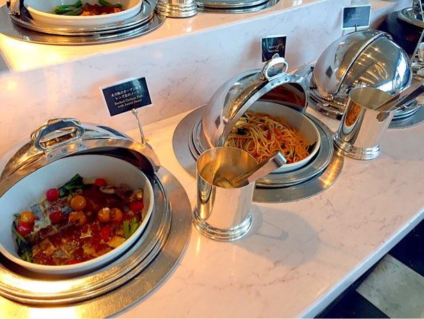 ホテルビュッフェ 洋食系
