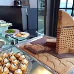 [Å] 横浜インターコンチネンタルホテル「オーシャンテラス」海が目の前 絶景ホテルビュッフェに満足!