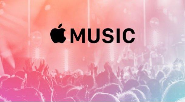 Apple Musicってどこから聞くの!?