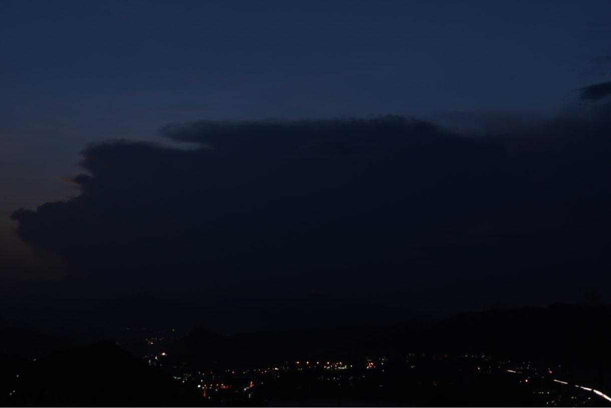 プレジャーフォレスト 展望台からの眺め