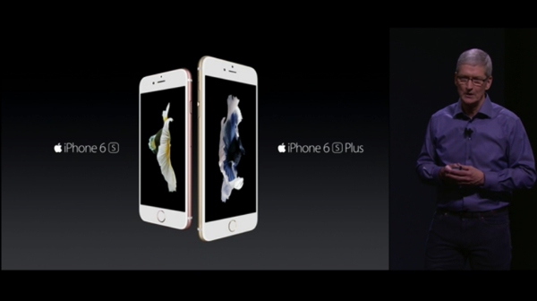 iPhone 6s / iPhone 6s Plus