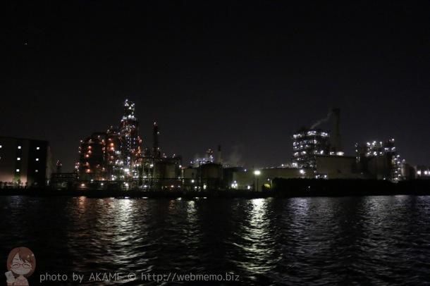 人気No.2の工場夜景