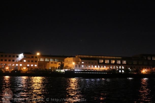 海に浮かぶ駅「海芝浦駅」
