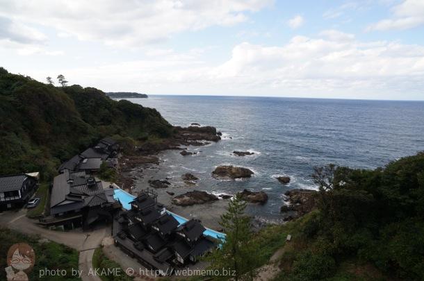聖域の岬「空中展望台」