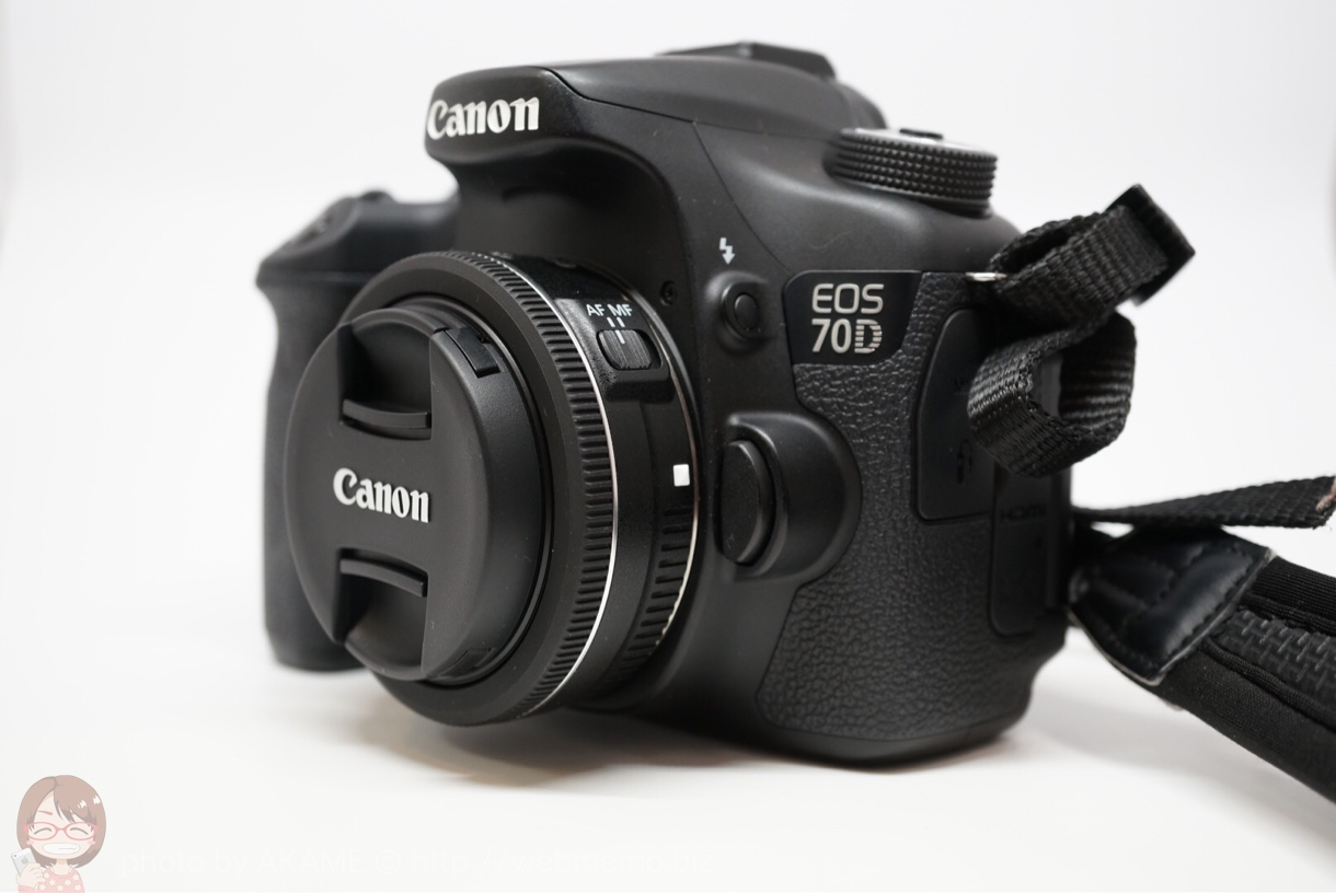 Canon 単焦点広角レンズ「EF-S2428STM」