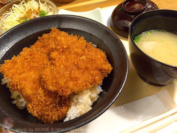 新潟かつ丼専門店「タレカツ 渋谷店」
