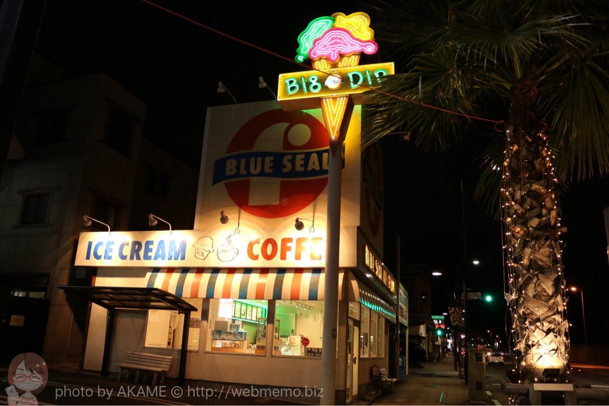 福生駅 国道16号線の昼間とは全然違う夜の商店街の様子 10