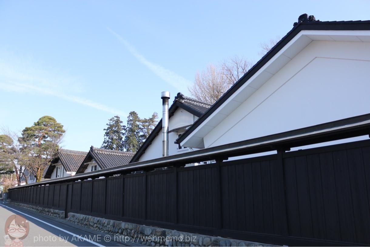 田村酒造場 外から見た写真