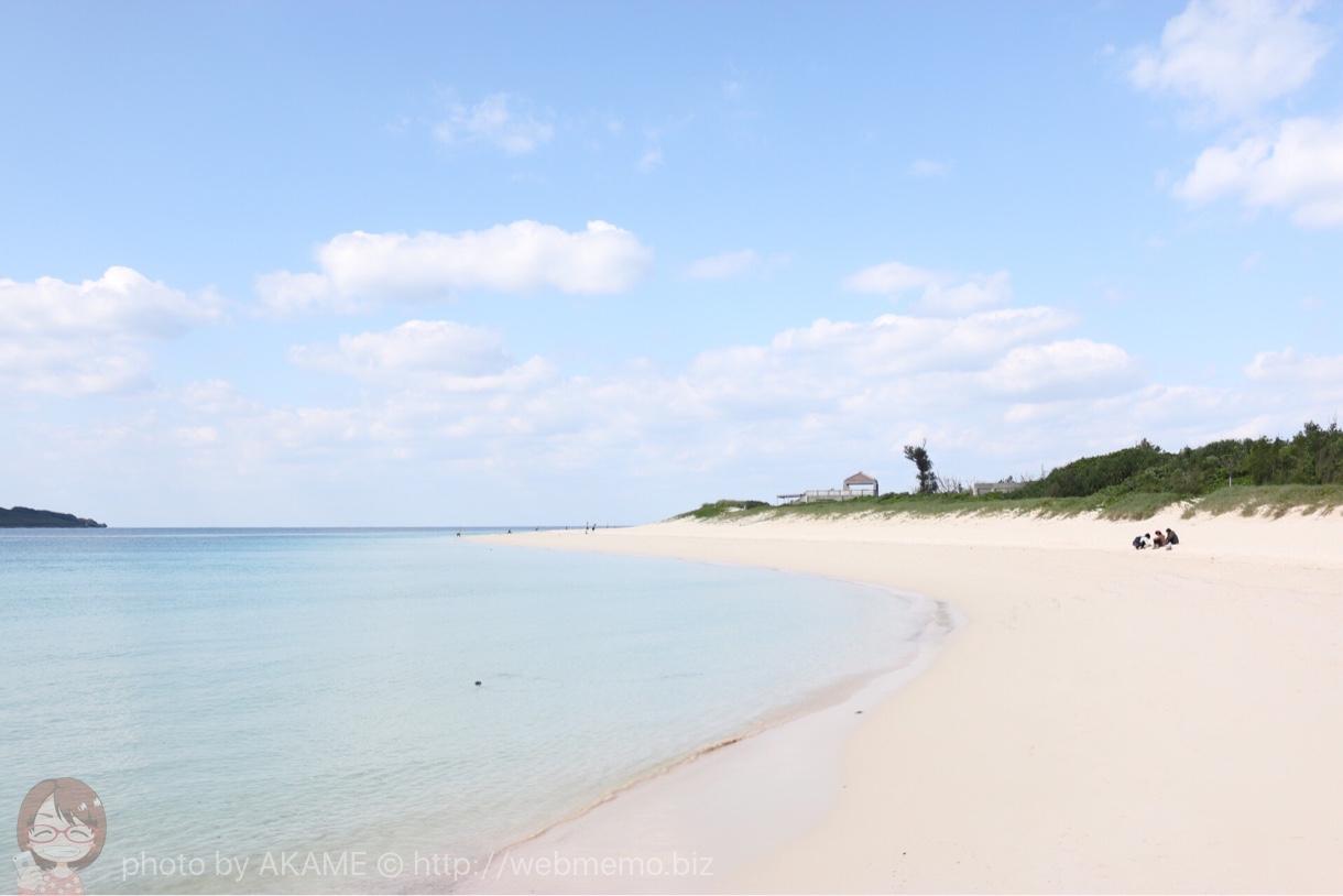 与那覇前浜の絶景