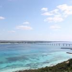 [Å] 東洋一美しいビーチ 与那覇前浜の絶景写真スポット「竜宮城展望台」