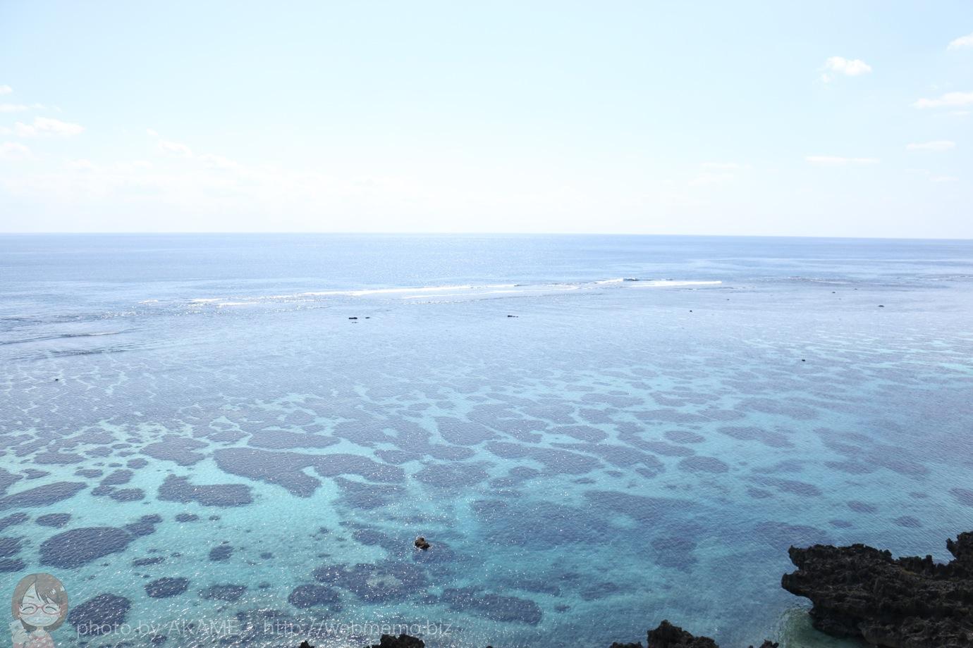 イムギャーマリンガーデン 展望台からの景色