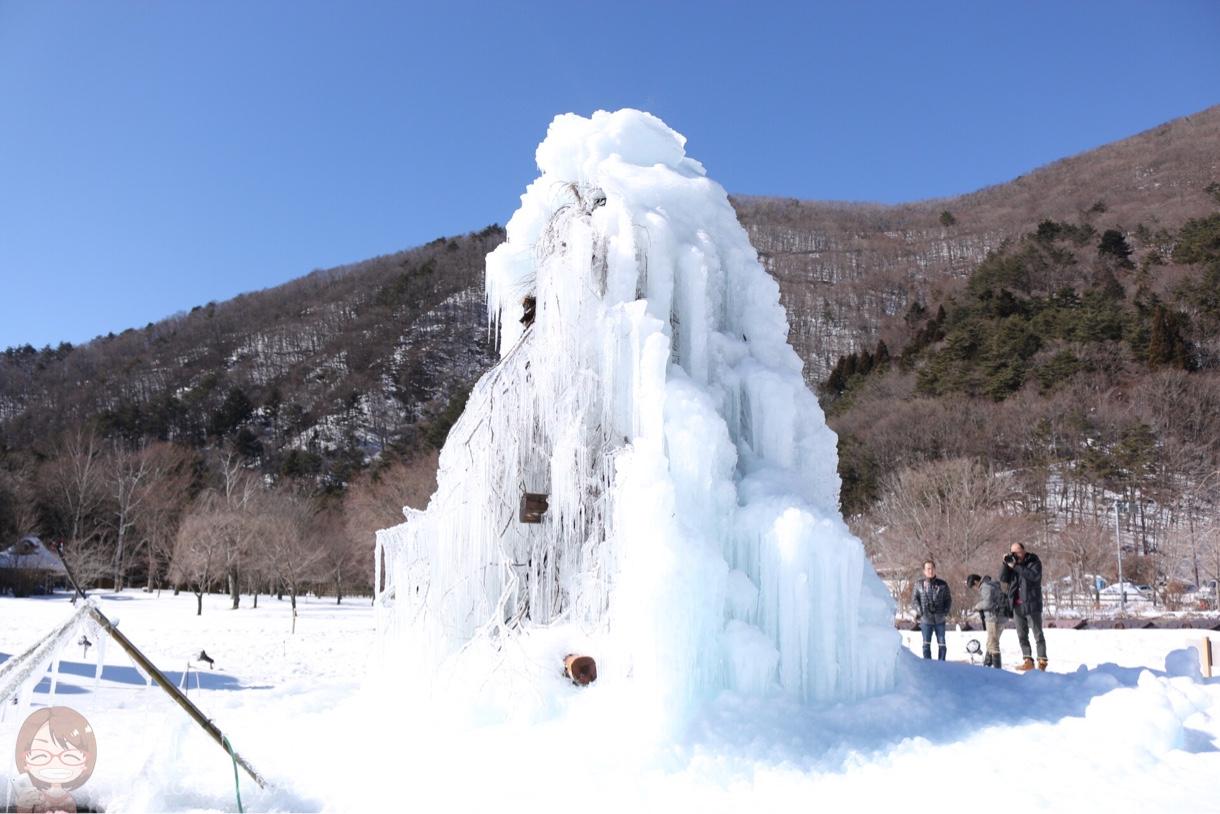 樹氷 竜宮城