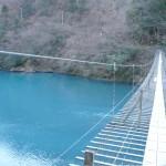 [Å] 世界も認める!夢の吊り橋・寸又峡はエメラルドグリーンの湖上を渡る絶景スポット